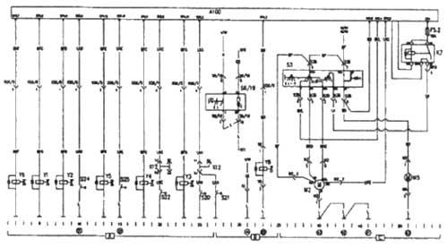 А100 модуль управления правой